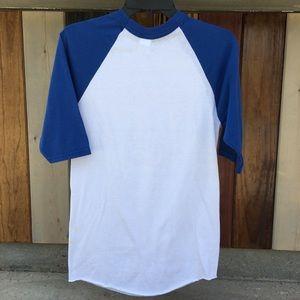 "Augusta Sportswear Shirts & Tops - ""KSN"" Monogram Baseball Tee"